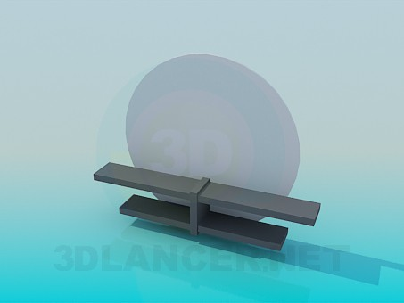 3d model Stand - preview