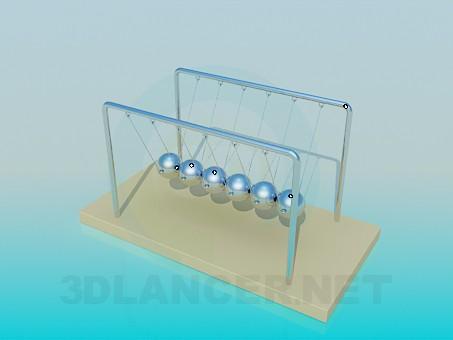3d model Balls - preview