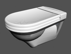 Toilet bowl Wall-mounted l vienna wc2 821580