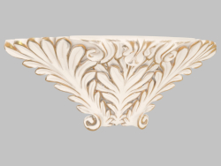 Sconce Cornisa (1324-1W)