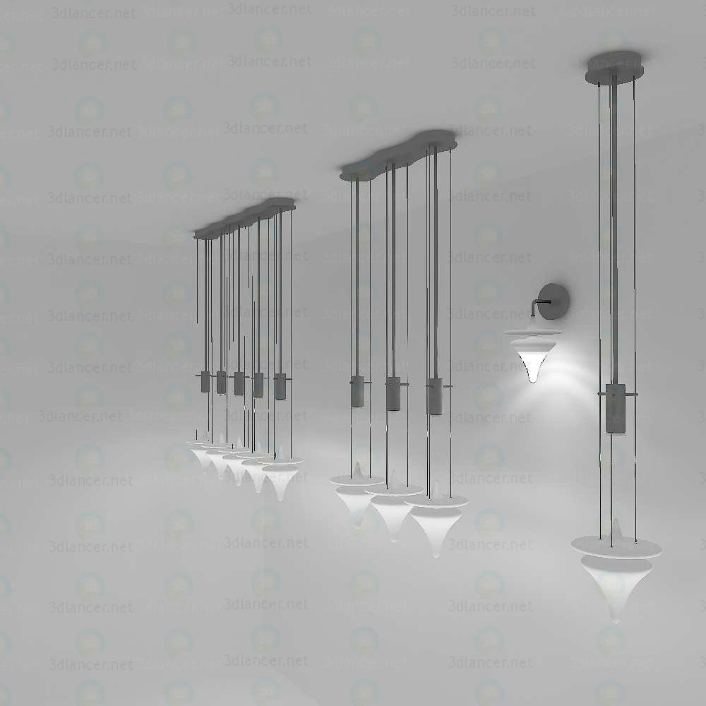 modelo 3D Arte di Murano 7907 - escuchar