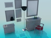 set di mobili
