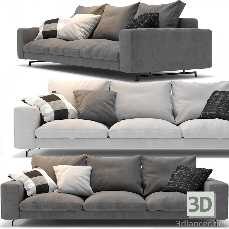 3d Sherman By Minotti model buy - render