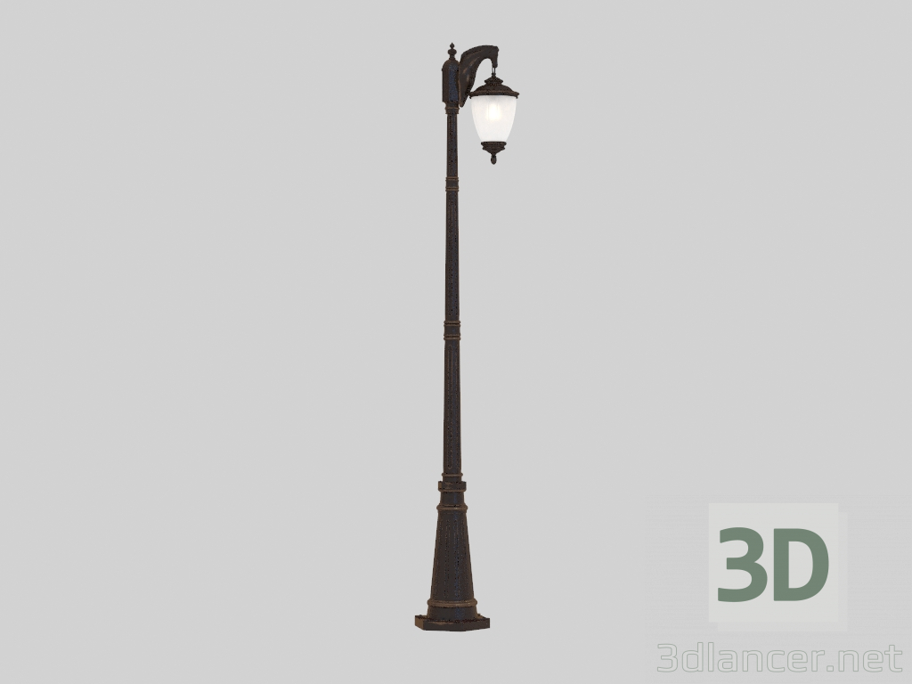 3d model Pillar Lantern Guards (1335-1F),Favourite Light max(2013