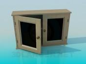 Подвесной кухонный шкафчик