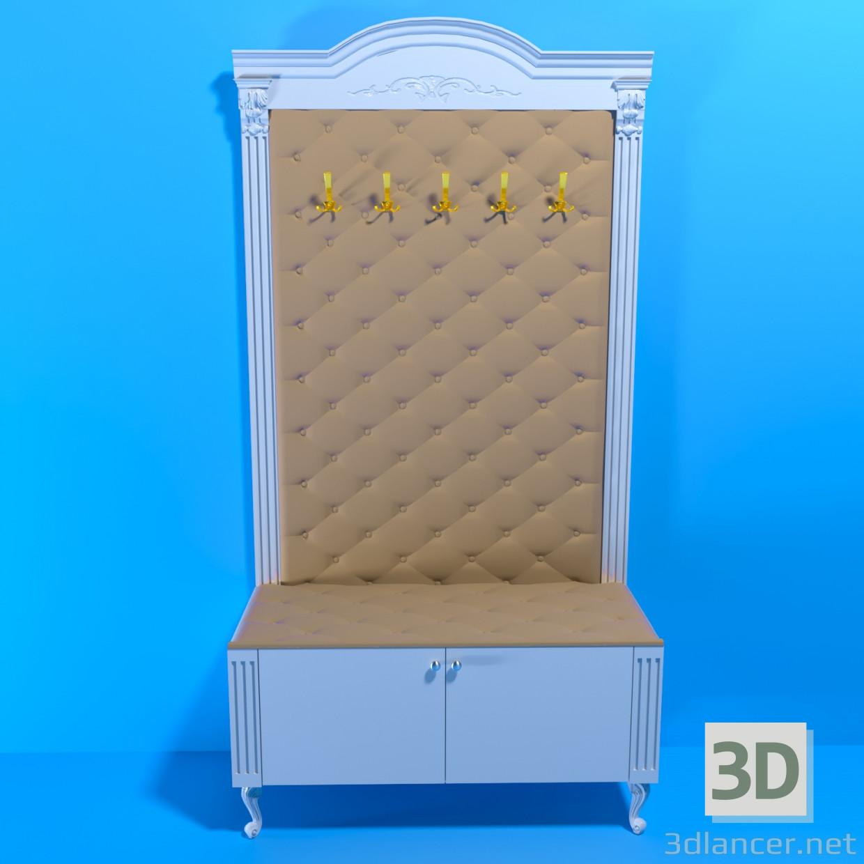descarga gratuita de 3D modelado modelo Sala de