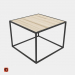 3d model Coffee table Coffee Table - preview