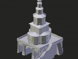 न्यू यरूशलेम मठ। गेट मंदिर