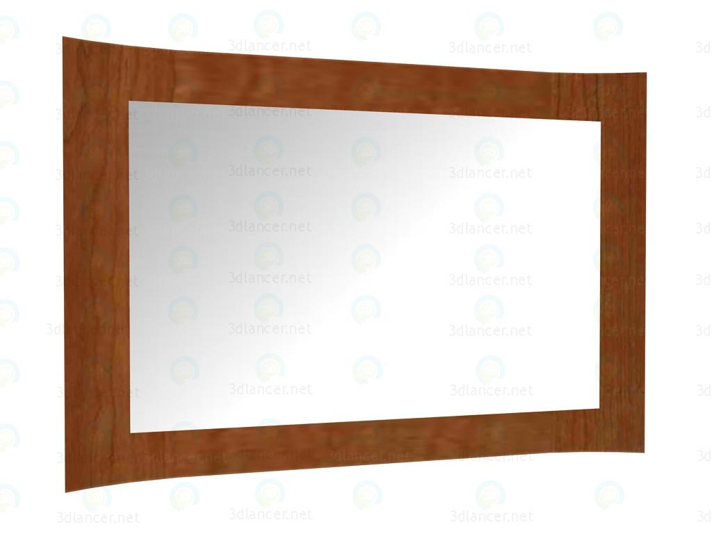 modelo 3D Espejo VOX - escuchar