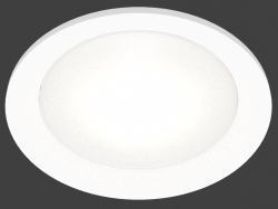 Built-in LED light (DL18891_15W White R Dim)