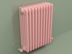 Radiator TESI 5 (H 600 10EL, Pink - RAL 3015)