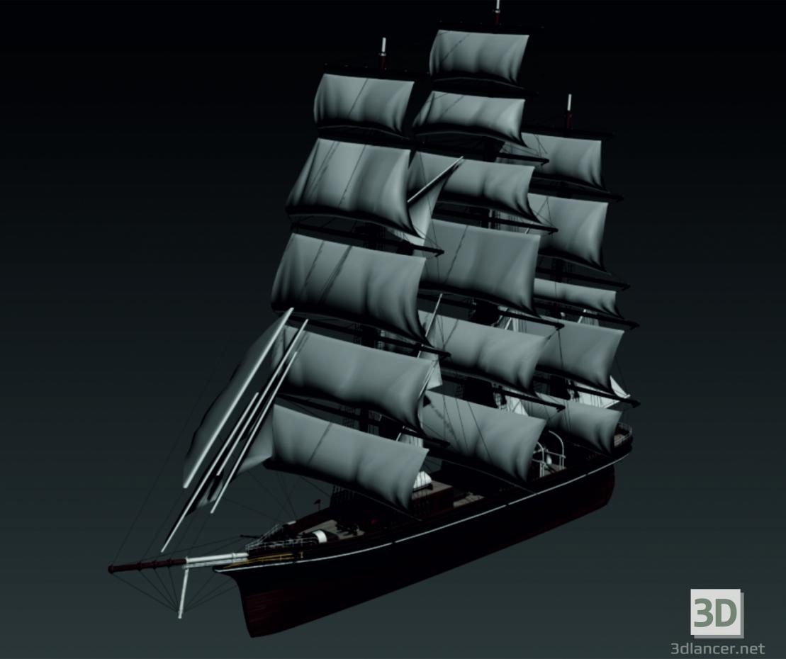 3d model Sailfish, max(2016), - Free Download | 3dlancer net