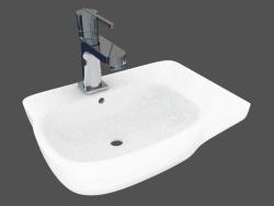 Stile lavabo (L21765)