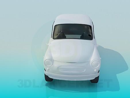 modelo 3D ZAZ-965A - escuchar