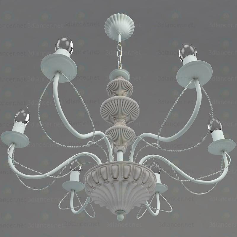 """Lámpara """"Demeter"""" 3D modelo Compro - render"""