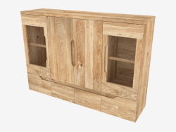 Chest of drawers (SE.1042 170x120x45cm)