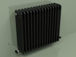 Radiator TESI 5 (H 600 15EL, Black - RAL 9005)
