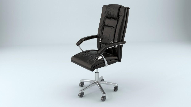 Sedie Ufficio Xxl : Modello d in pelle ufficio sedia scaricare dlancer