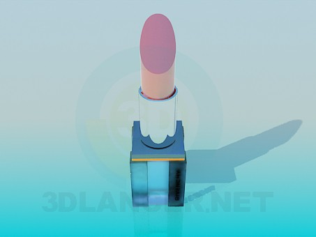 3d model Pomade - preview
