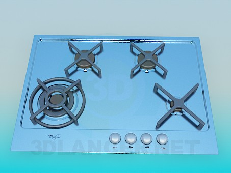 3d model Surface - preview
