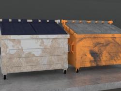 Мусорний контейнер