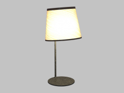 Lampe de table Zebrano (1355-1T)