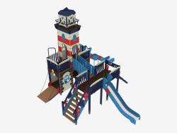Complesso di giochi per bambini Beacon (5121)