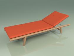 Chaise lounge 008 (Teak)