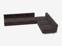 sofá modular Elem canto