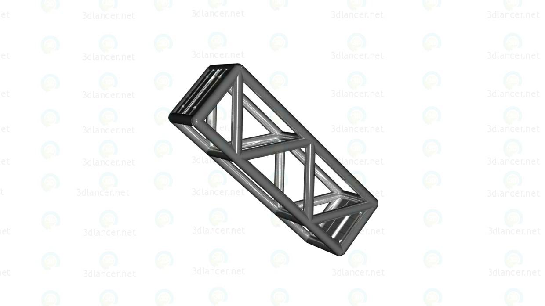 modelo 3D Braguero de la caja - escuchar