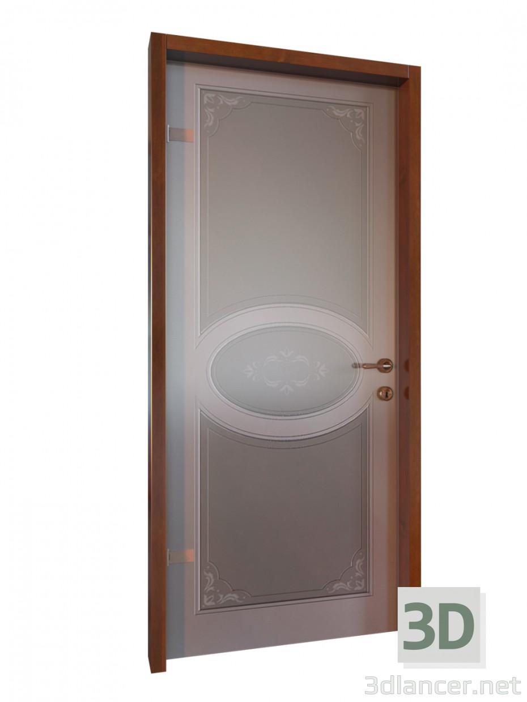 3d model Interior door Dariano Bogema - preview