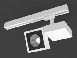 LED-Lampe für Drei-Phasen-Bus (DL18623_01 Spur W)