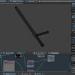 3d model Baton - preview