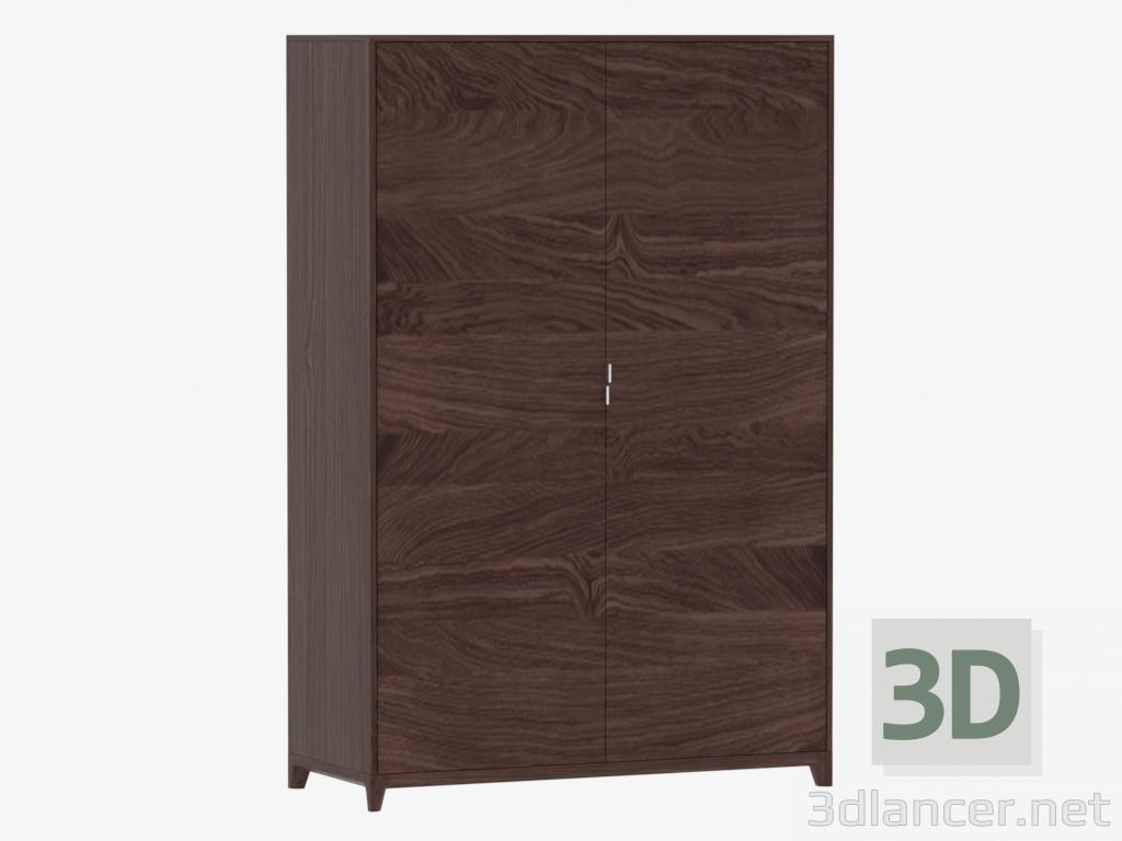 3d model Wardrobe CASE №1 (IDC021105000) - preview
