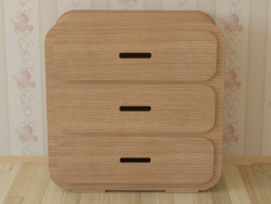 Chest of Drawer Chest of Drawer 1B from Unto This Last