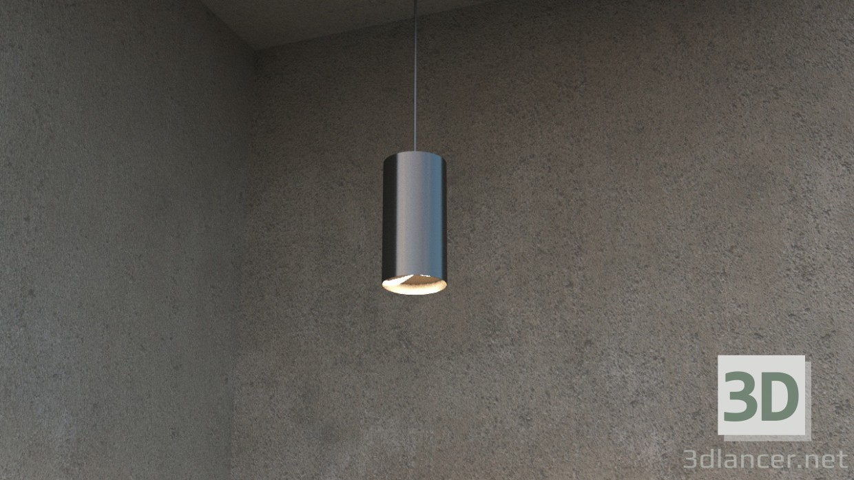 3d model Pendant Light - preview