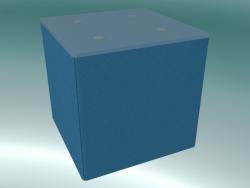 Petite table carrée (VOS2B, 410x410 mm)