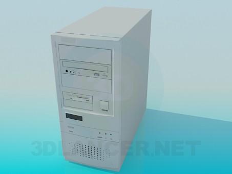 3d model System unit - preview