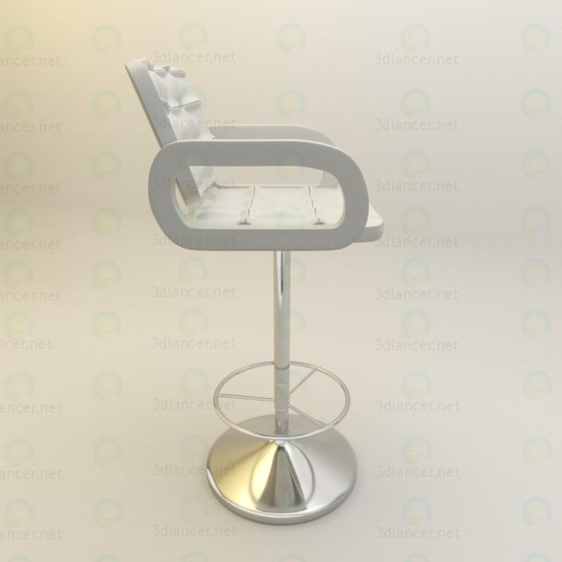 3d Стілець для кухні модель купити - зображення