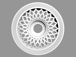 Ceiling outlet (P12)