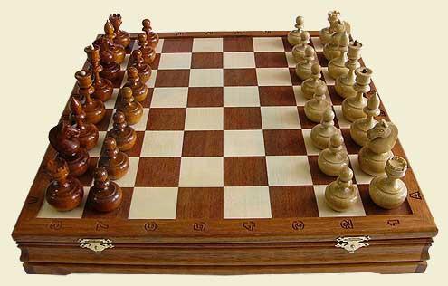 3d модель Шахи-моделі – превью