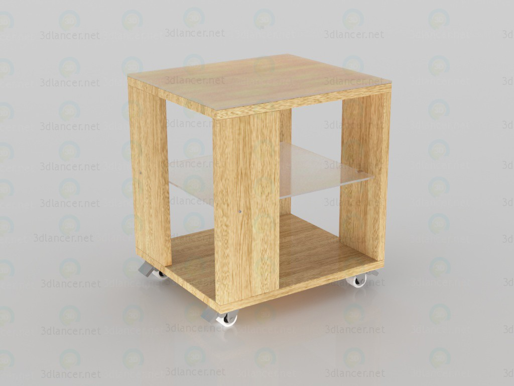3d Coffee table, KENNER 6 model buy - render