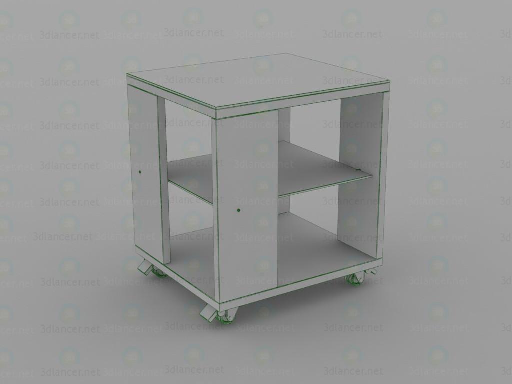 3d Стіл журнальний, KENNER 6 модель купити - зображення