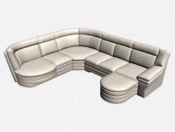 Sofa corner Gras