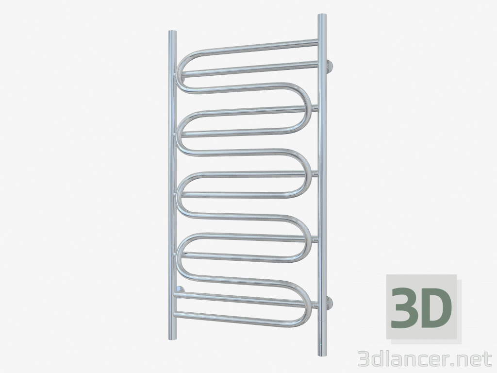 3d model Radiator Illusion (1200x600) - preview