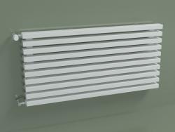 Radiateur horizontal RETTA (10 sections 1000 mm 60x30, blanc brillant)
