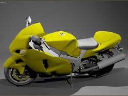 Спортивних мотоцикл