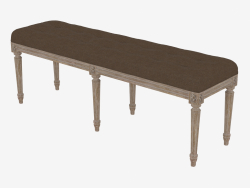 Bench FRENCH LOUIS BENCH (7801.0008.A008)