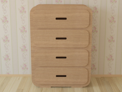 Chest of Drawer 1C from Unto This Last
