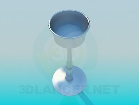 3d модель Чаша декоративная – превью
